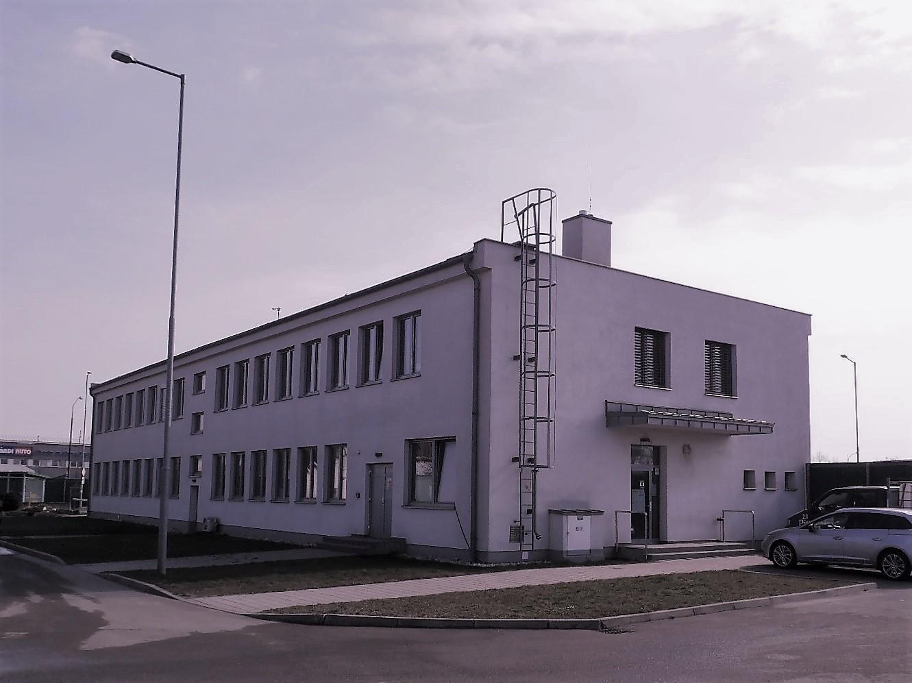 Projektovanie kancelárskych priestorov