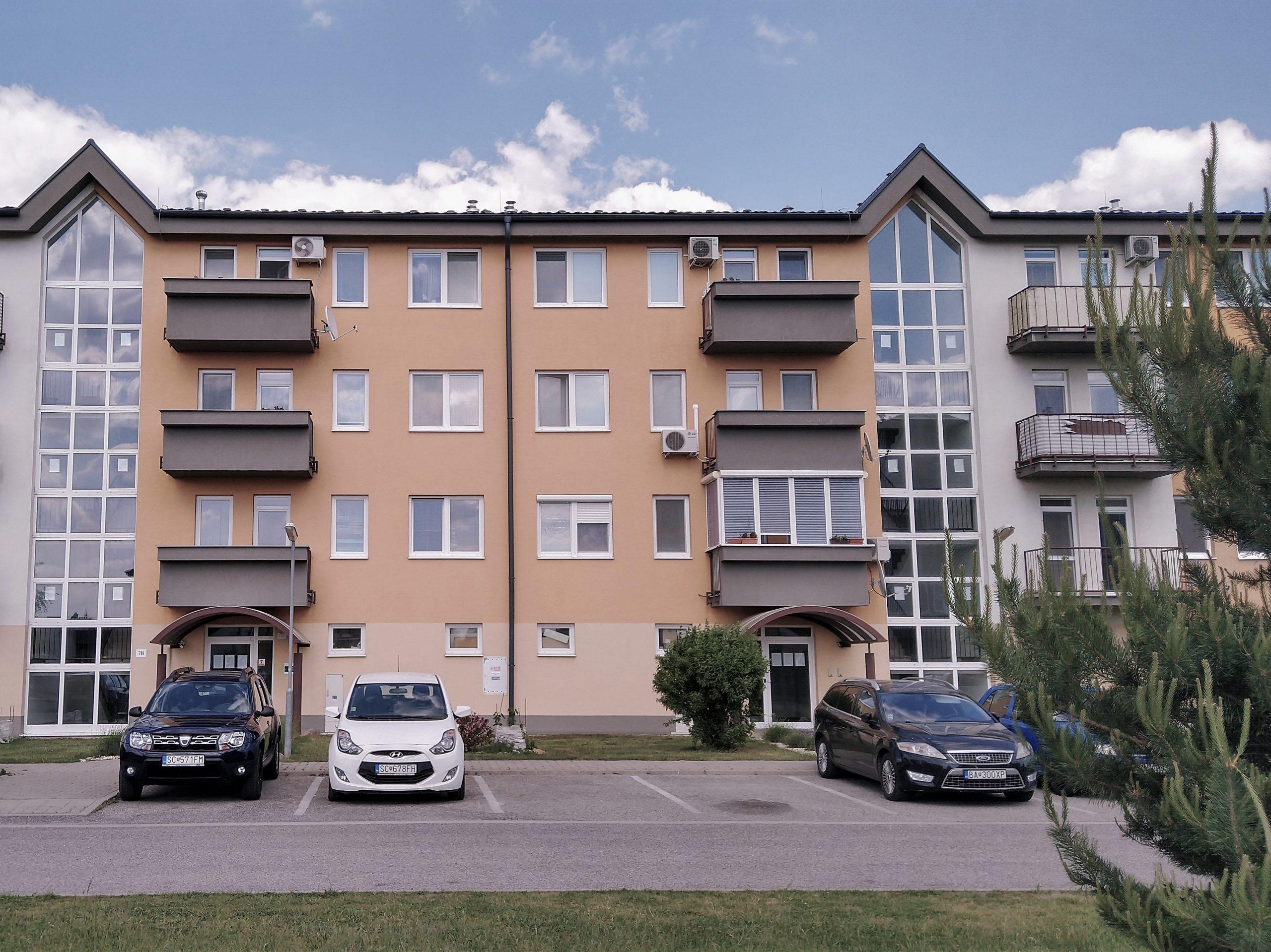 Projektant bytových domov a bytov