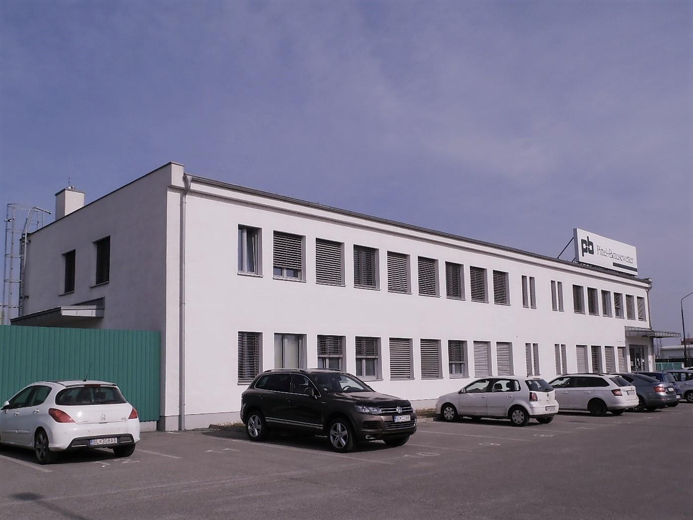 Projektovanie administratívnych budov