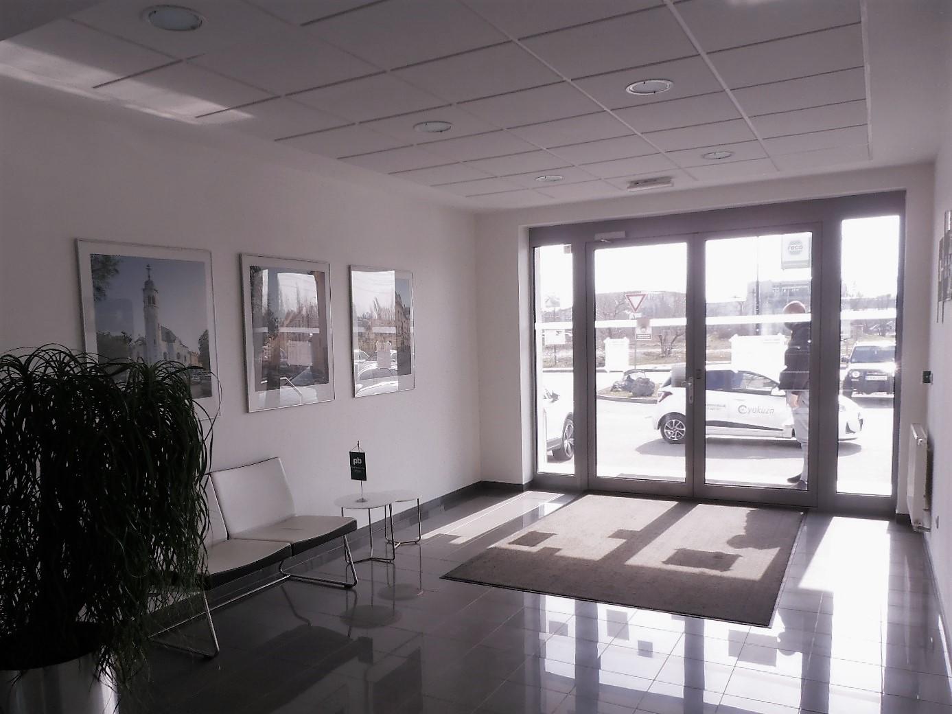 Rekonštrukcia kancelárie