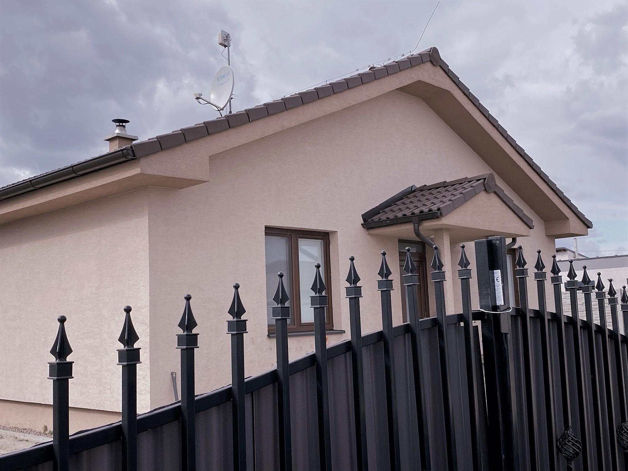 Projektovanie domov na kľúč