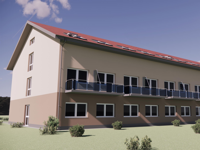Projektovanie domovov sociálnych služieb