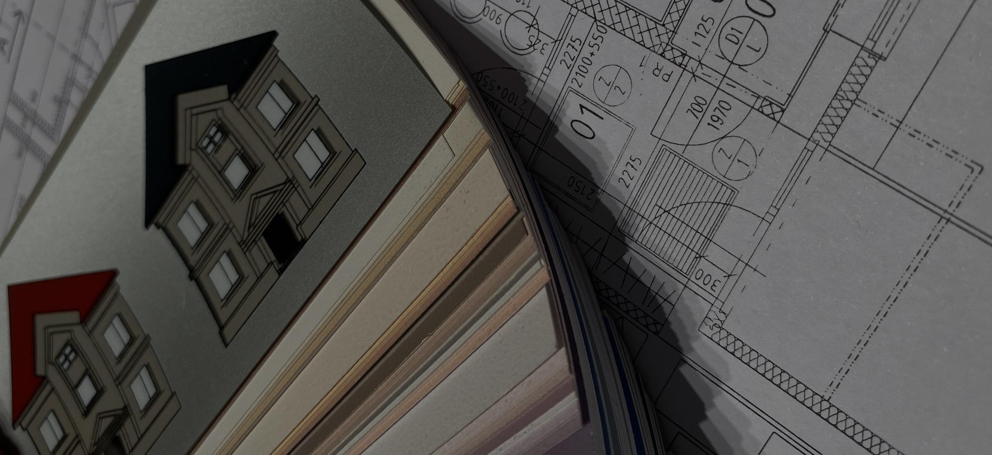 Stavebný inžinier - projektovanie bytov, projektovanie domov