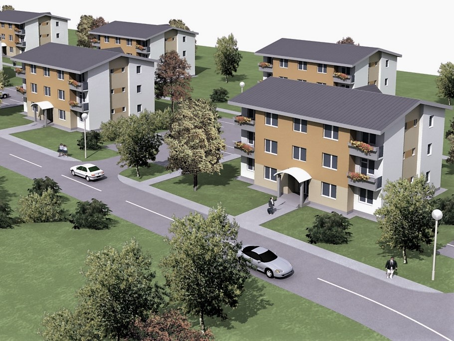 Projektant inžinier bytových domov a bytov