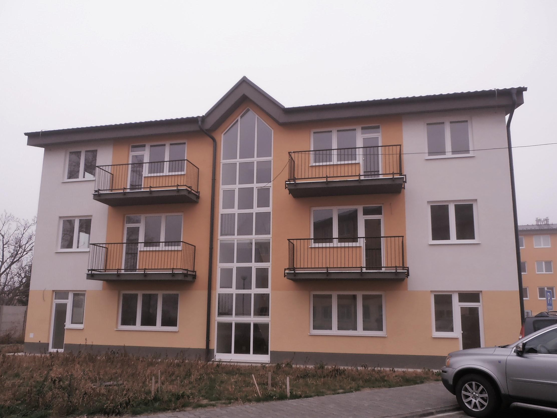 Stavebný inžinier bytový dom